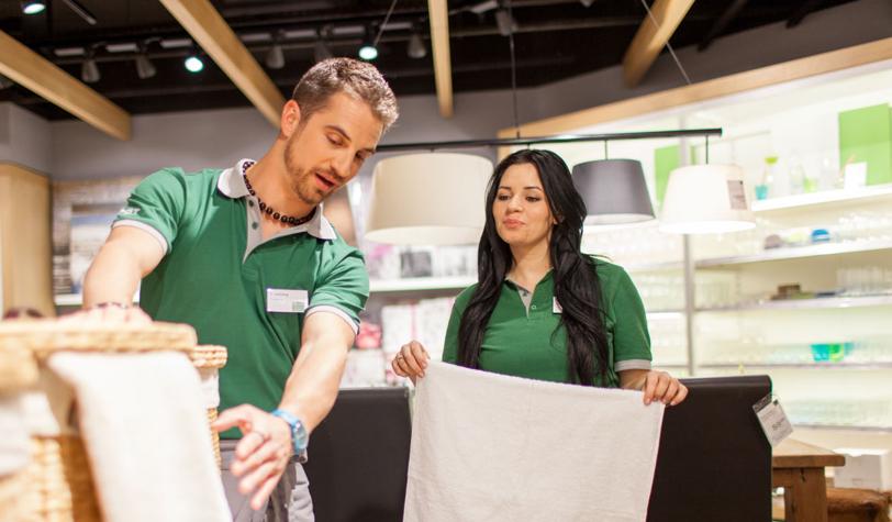 Ausbildung Mit Perspektive Im Einzelhandel Depot Karriere